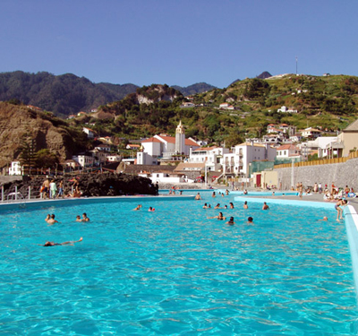 Pool in Madeira